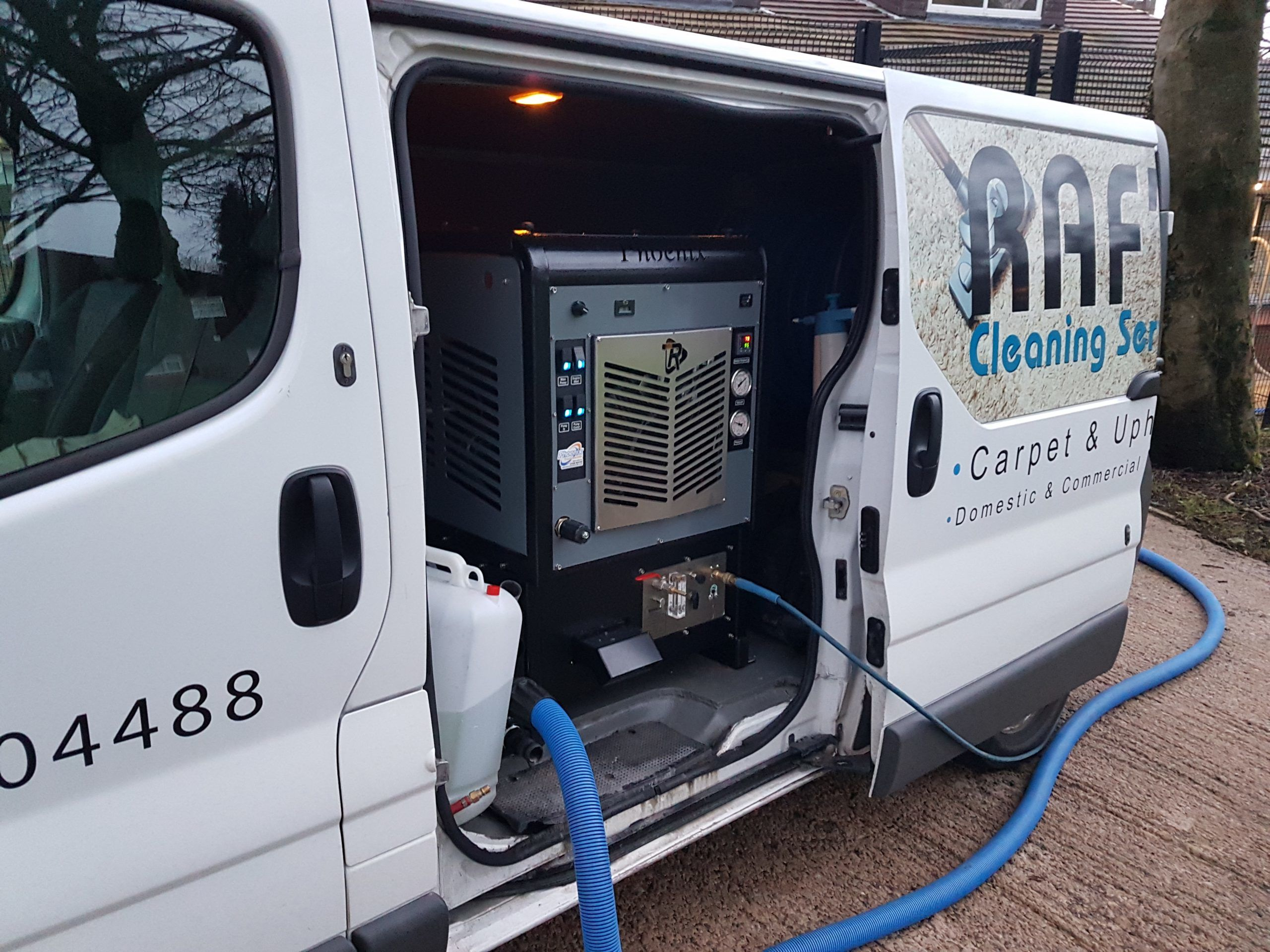 Carpet & upholstery cleaning Manchester